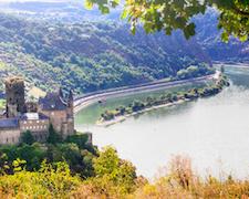 Sagenhaftes Oberes Mittelrheintal – Von der Loreley bis nach Koblenz