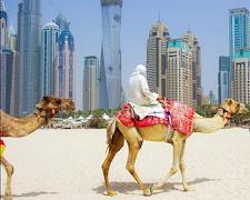 Dubai - Eine Wüstenmetropole der Superlative