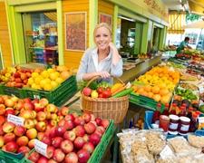 Saisonal und regional: Bewusster einkaufen auf dem Bauernmarkt