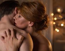 Verbesserung der Intimität: Erotische Berührungen