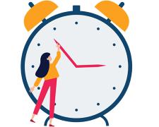 Die Zeitumstellung und unsere Innere Uhr
