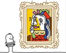 Pablo Picasso schuf 50.000 Kunstwerke
