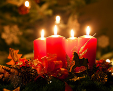 Weihnachten zwischen Konsum und Besinnlichkeit