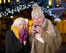 Die schönste Weihnachstmärkte der Schweiz