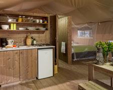 Glamping boomt: Immer mehr Camper buchen das Luxus-Zelt