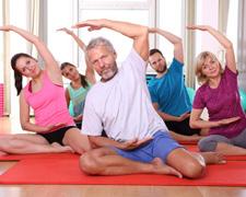 Yoga & Pilates für das Wohlbefinden